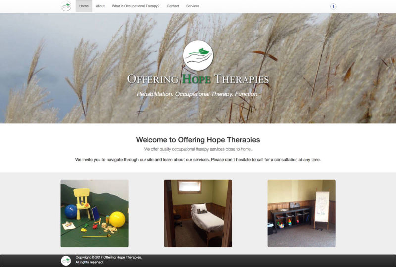 Offering Hope Therapies